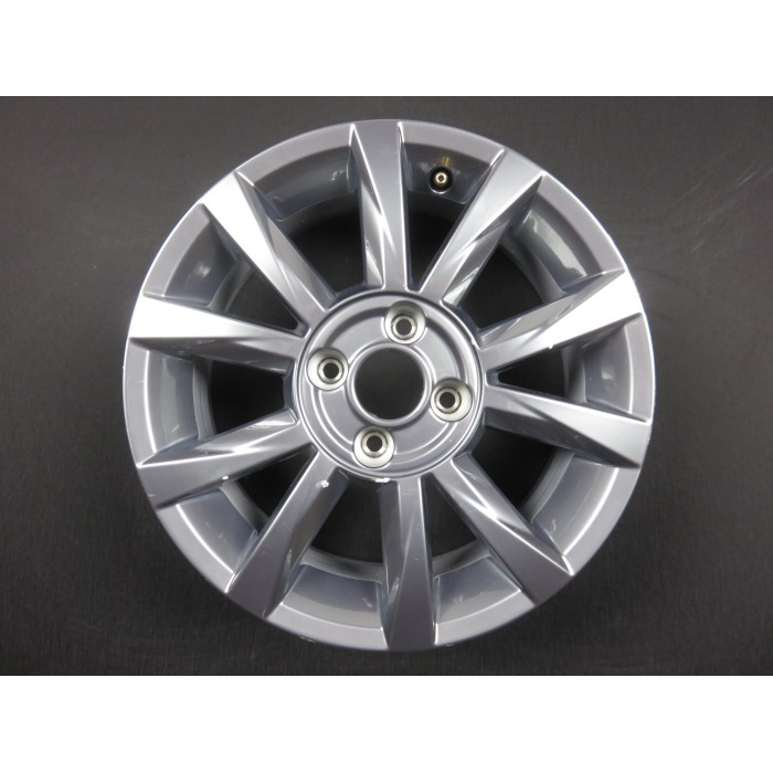 Original VW UP 1S0601025AQ 15 Zoll Alufelge 5,5Jx15 ET41 4x100 2B5/25 MR-A2017054