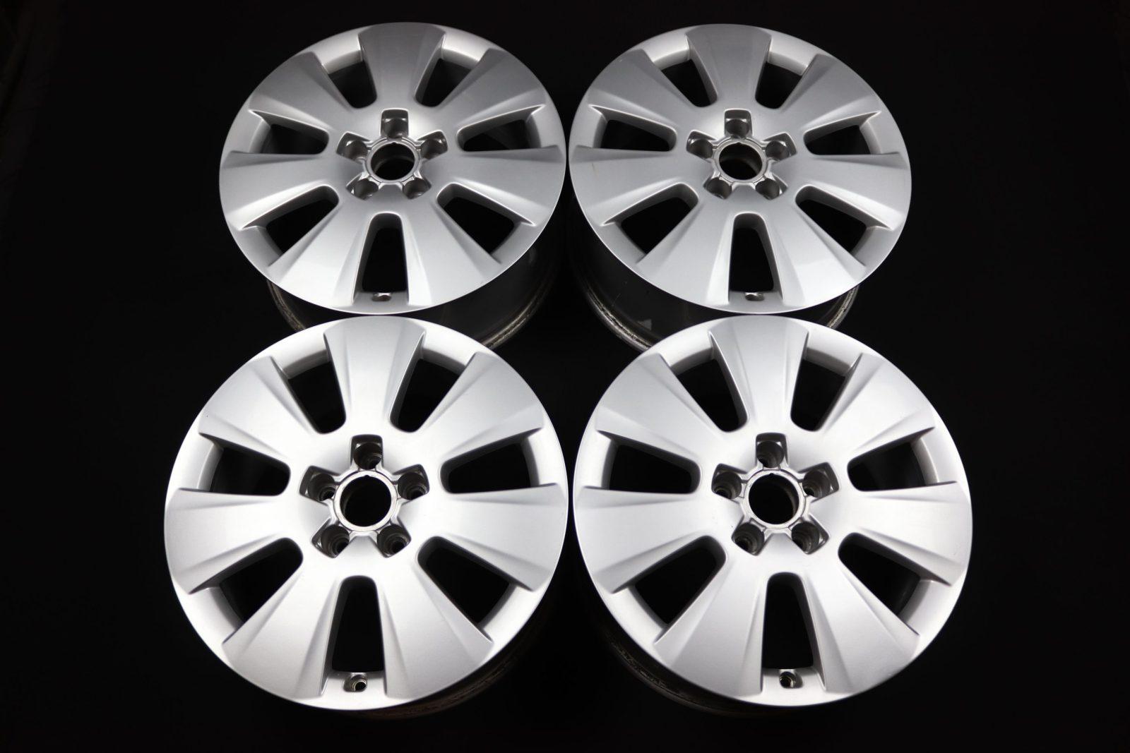 Original Audi A4 8K S4 B8 S-Line 8K0601025AM 17 Zoll Alufelgen 7,5Jx17 ET45 MR-A20190864