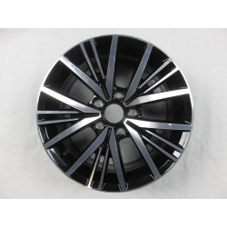 Original VW Golf 7 5G0601025CD 16 Zoll Alufelge 6,5Jx16 ET46 MR-A2018302