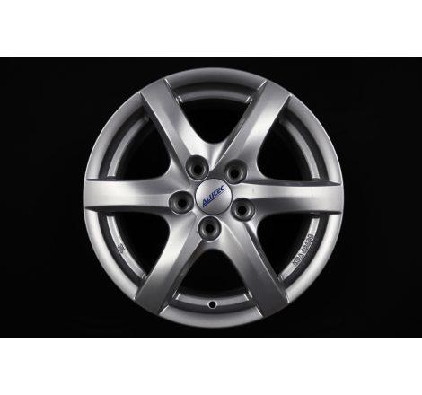 Audi Seat Skoda VW 16 Zoll Alufelgen Alutec BZ656 6,5Jx16 ET42 5x112 MR-A20190802